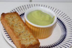 reduzida maionese abacate